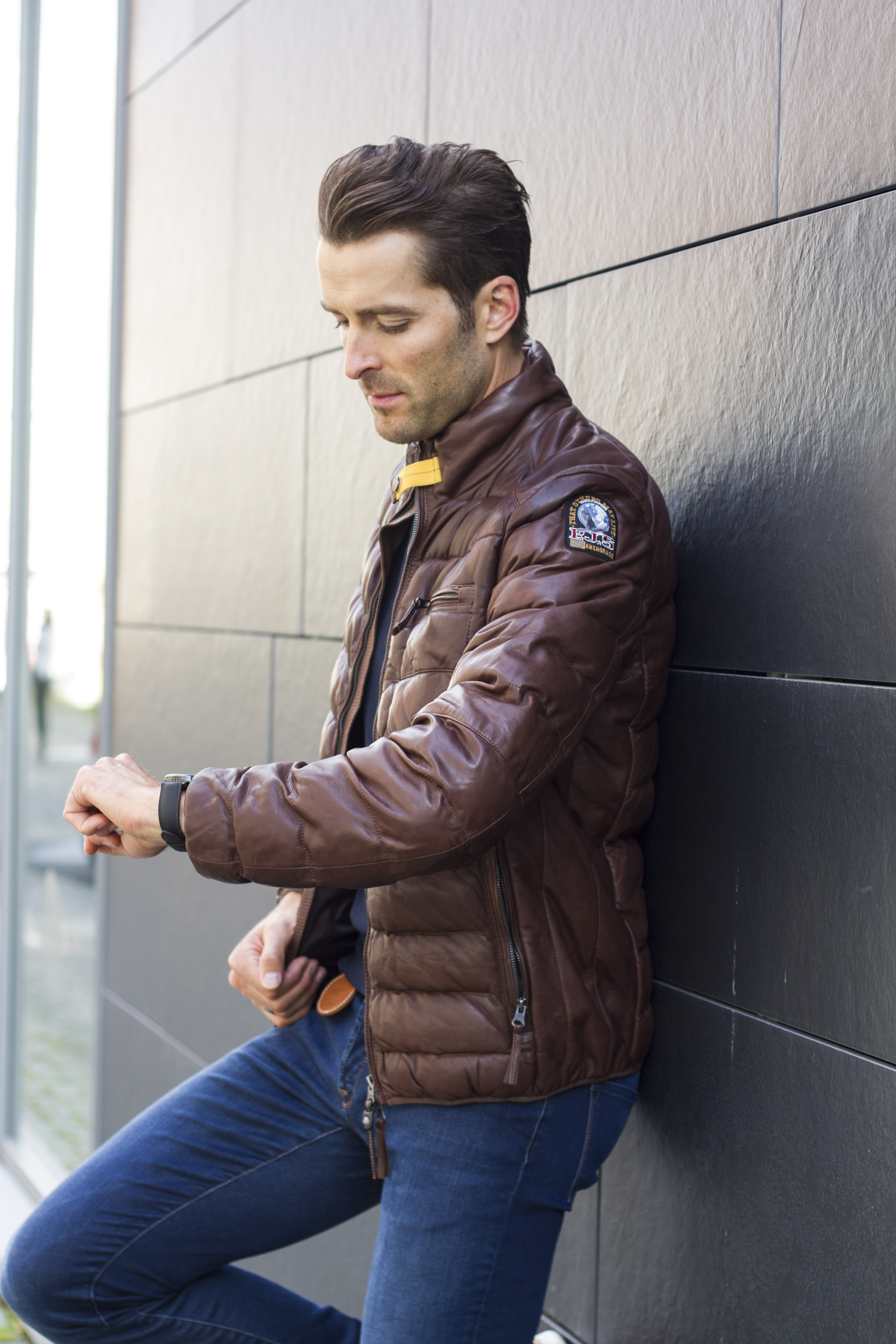 parajumpers ernie jacket